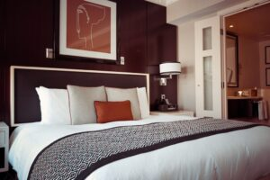 The guessing of future tourism accommodation